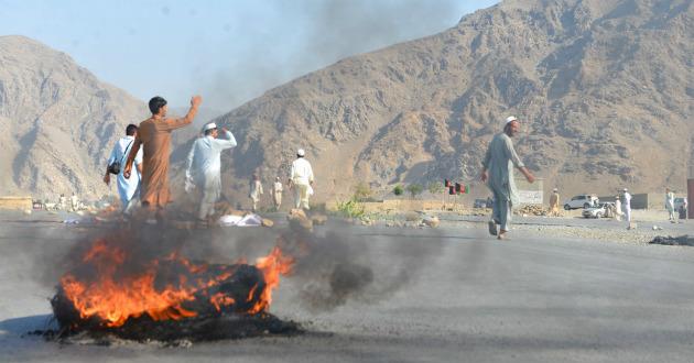আফগানিস্তানে আত্মঘাতী বোমা হামলায় নিহত ৩২