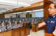 বিদেশে বাংলাদেশের মর্যাদা অক্ষুন্ন রাখতে পুলিশ সদস্যদের প্রতি আহ্বান –আইজিপি'র