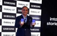 তিনটি উচ্চমানের রিয়ার ক্যামেরা নিয়ে লঞ্চ করল Galaxy A7