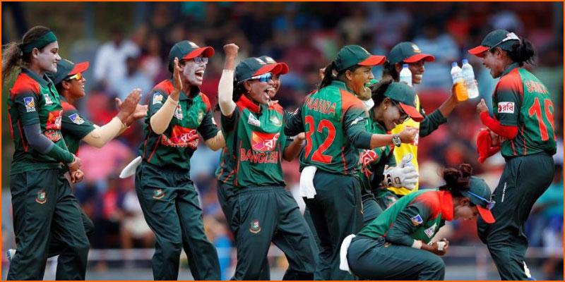 টি-টোয়েন্টি বিশ্বকাপের জন্য বাংলাদেশ নারী দল ঘোষণা