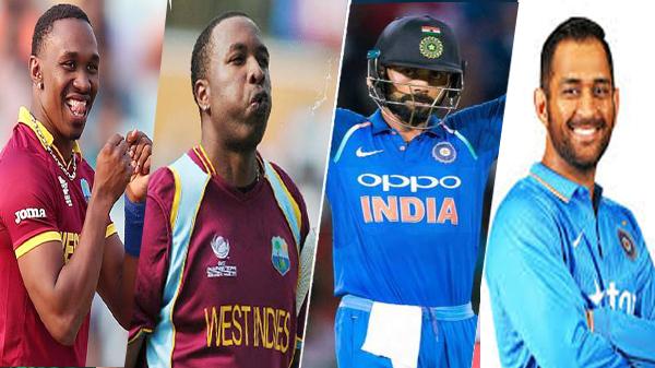ভারতের বিপক্ষে ওয়েস্ট ইন্ডিজের টি-টোয়েন্টি দল ঘোষণা , দলে চমক