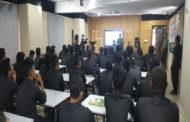 রাজধানীর শাহজাদপুরে ট্রাফিক সচেতনতামূলক কর্মসূচী অনুষ্ঠিত