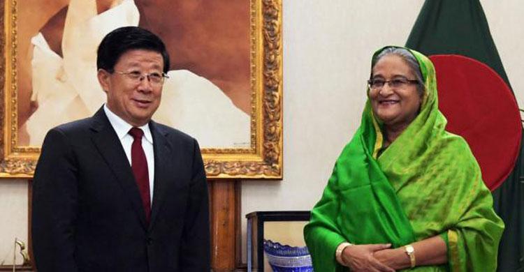 রোহিঙ্গা সংকটে  ইতিবাচক ভূমিকা পালন করবে চীন : ঝাও কেজি