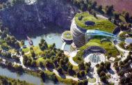 চীনে নির্মিত হয়েছে বিশ্বের প্রথম 'আন্ডারগ্রাউন্ড' হোটেল