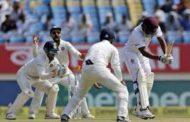 টেস্টে ভারতের কাছে ধরাশয়ী ওয়েস্ট ইন্ডিজ
