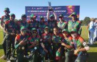 নারী ক্রিকেটে টি-২০ র্যাংকিংয়ে প্রথম নবম স্থানে বাংলাদেশ