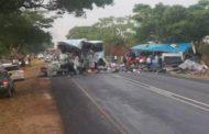 জিম্বাবুয়ে ভয়াবহ বাস দুর্ঘটনায় ৪৭ জনের প্রাণহানি