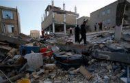 ইরানে শক্তিশালী ভূমিকম্পের আঘাতে ৫ শতাধিক আহত