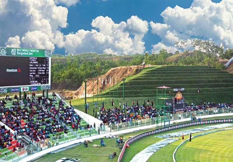 দেশের অষ্টম টেস্ট ভেন্যুর মর্যাদা পাচ্ছে সিলেট স্টেডিয়াম