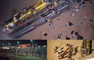 ভারতের উড়িষ্যায় যাত্রীবাহী বাস নদীতে, ১২ জন নিহত