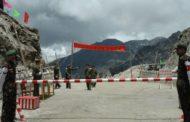 চীন সীমান্তে সড়ক নির্মাণ করছে ভারত