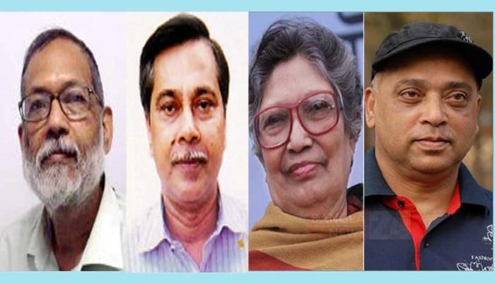 চারজন পাচ্ছেন বাংলা একাডেমি সাহিত্য পুরস্কার-২০১৮