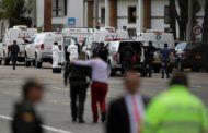 কলম্বিয়ার রাজধানীতে বোমা বিস্ফোরণে ১০ জন নিহত
