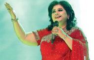 দীর্ঘদিন পর গাইলেন রুনা লায়লা