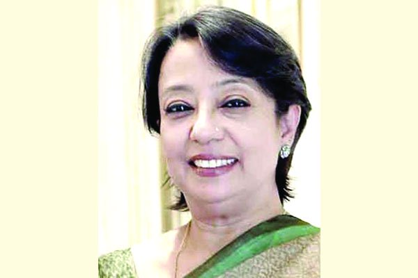 বাংলাদেশে ভারতের নতুন হাইকমিশনার রিভা গাঙ্গুলি দাস