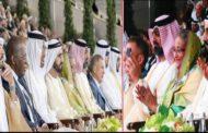 আরব আমিরাতের প্রতিরক্ষা প্রদর্শনীতে অংশগ্রহণ করলেন প্রধানমন্ত্রী