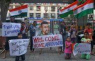 ভারতীয় পাইলটকে মুক্তি দিবে পাকিস্তান; স্বাগত জানাল ভারত