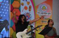 রমনায় ডিএমপি'র মঞ্চ মাতালেন জেমস