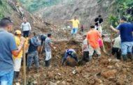 কলম্বিয়ায় ভূমি ধসে ৩৩ জন নিহত