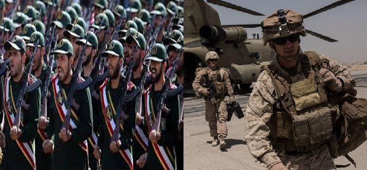 মার্কিন বাহিনী সেন্টকমকে 'সন্ত্রাসী সংগঠন' ঘোষণা করল ইরান