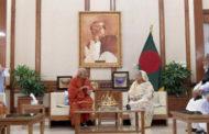 সাম্প্রদায়িক সম্প্রীতিতে বাংলাদেশ বিশ্বে উজ্জ্বল দৃষ্টান্ত স্থাপন করেছে : প্রধানমন্ত্রী