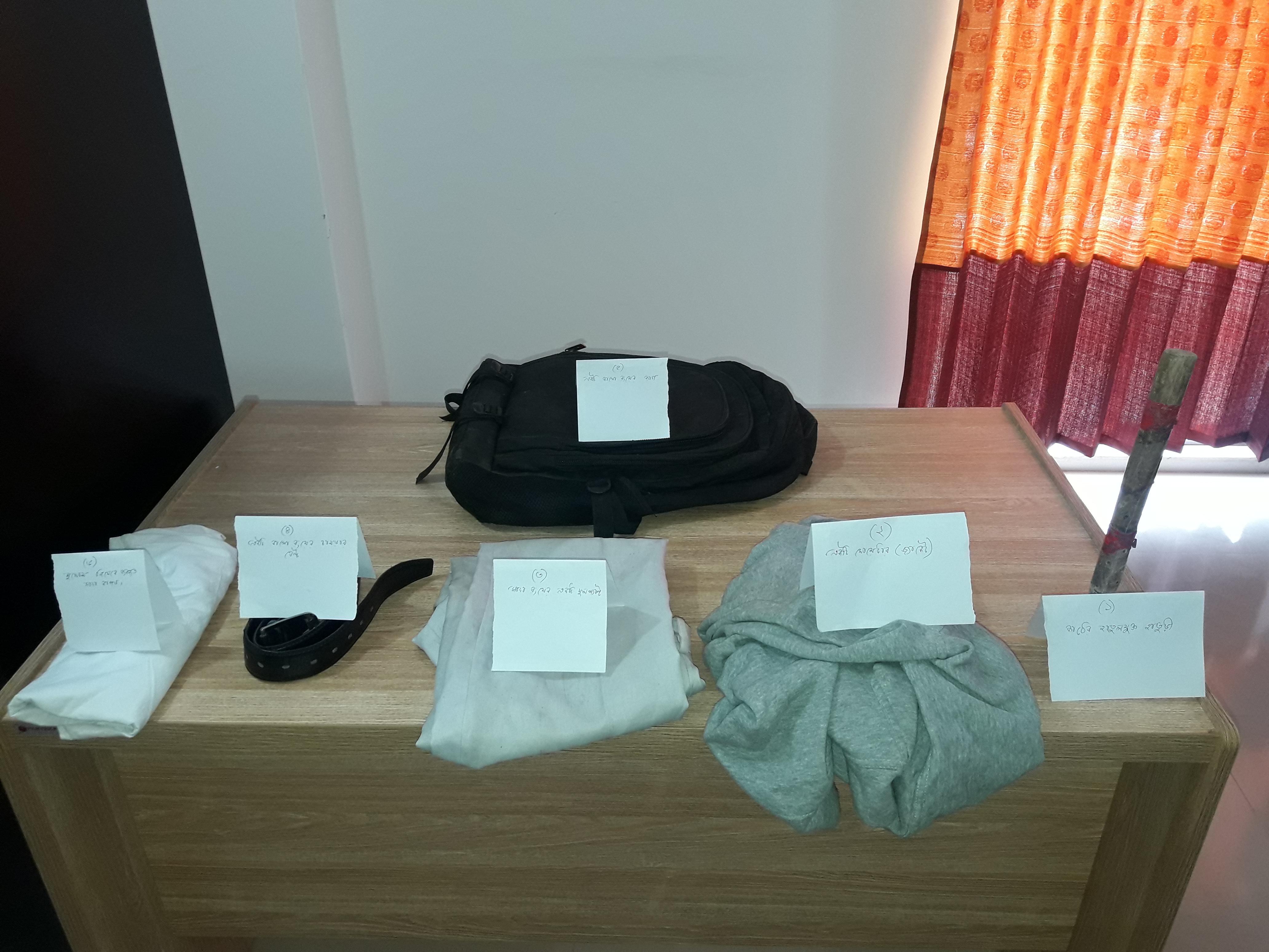 এটিএম বুথের সিকিউরিটি গার্ড শামীম হত্যা মামলার রহস্য উদঘাটন