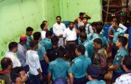 চকবাজারে ডিএমপি'র ভ্রাম্যমান আদালত: লক্ষাধিক টাকা জরিমানা