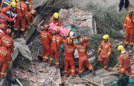 চীনে ভবন ধসে ৭ জন নিহত