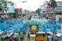 রাজধানীতে ট্রাফিক আইন অমান্যে ৩৫ লক্ষাধিক টাকা জরিমানা