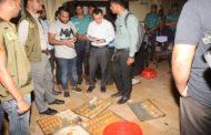 বংশালে ভেজাল বিরোধী বিশেষ অভিযানে ২ লক্ষ টাকা জরিমানা