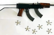 AK.22 বোরের রাইফেলসহ দুইজন গ্রেফতার