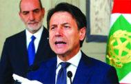 ইতালিতে নতুন জোট সরকার গঠন করতে সম্মত কন্তে
