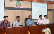 """বোমা তৈরির সরঞ্জামসহ নব্য-জেএমবি'র একটি """"উলফ-প্যাক"""" এর ৫ সদস্য গ্রেফতার"""
