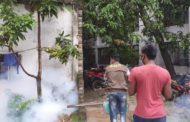 ডেঙ্গু প্রতিরোধে মিরপুর বিভাগের মশক নিধন কার্যক্রম
