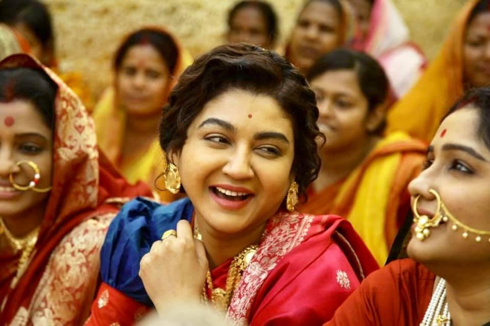 ভারতেরজাতীয় চলচ্চিত্র পুরস্কার পেল জয়া আহসান অভিনীত'এক যে ছিল রাজা'