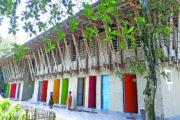 স্থাপত্যে অনন্য দিনাজপুরের 'মেটি স্কুল'
