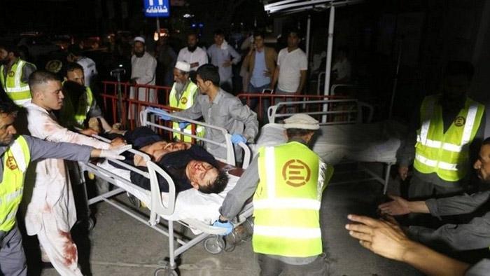 আফগানিস্তানে হোটেলে আত্মঘাতী বোমা হামলায় নিহত ৬৩