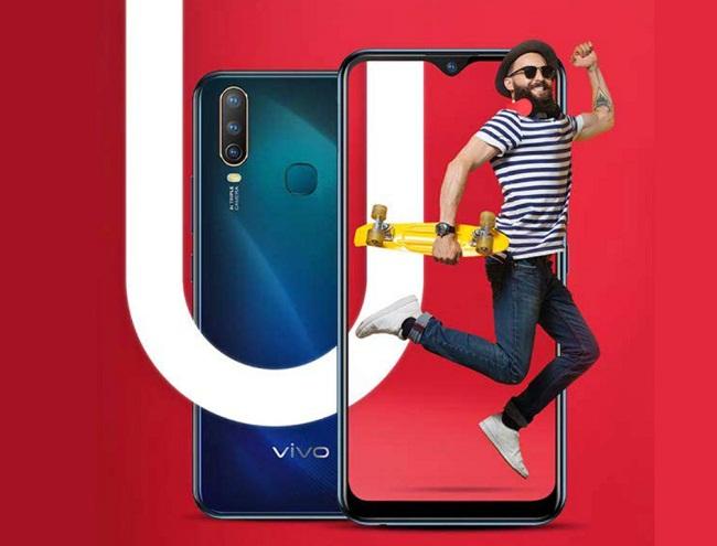 Vivo-এর নতুন স্মার্টফোনে U10
