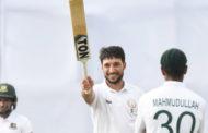প্রথম ইনিংসে ৩৪২ রানে থামল আফগানিস্তান