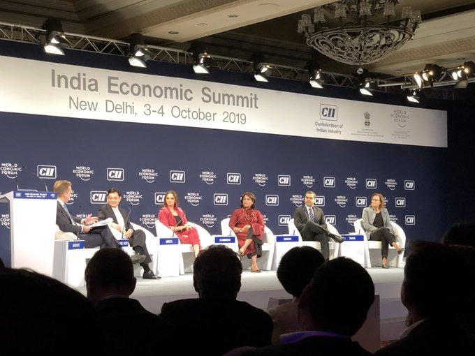 ভারতে অর্থনৈতিক সম্মেলন শুরু