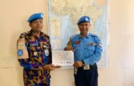 সুদান মিশনে সেরা ইউনিট বাংলাদেশ পুলিশ