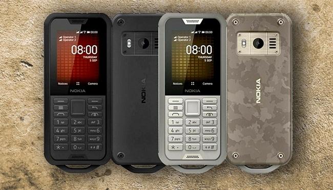 আসছে ওয়াটারপ্রুফ Nokia 800 Tough