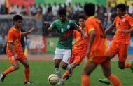 ভুটানের কাছে ১-০ গোলে পরাজিত বাংলাদেশ ফুটবল