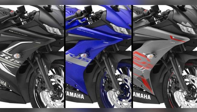 YamahaR15 V 3.0 আসছে নতুন রূপে