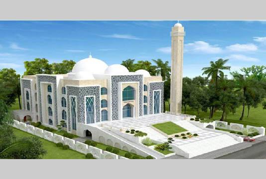 ১৮টি মডেল মসজিদ নির্মিত হচ্ছে কুমিল্লায়