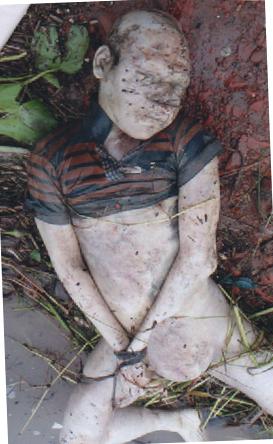 পাবনা বেড়া থানার অজ্ঞাত মৃতদেহের পরিচয় আবশ্যক