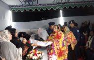 ঢাকা জেলা পুনাক: গরীব ও দু:স্থদের মাঝে শীতবস্ত্র বিতরণ