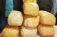 শাহবাগ থেকে ১৪ কেজি গাঁজাসহ মাদক ব্যবসায়ী গ্রেফতার