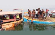 নৌকা ডুবিতে রাঙামাটিতে ৫ পর্যটকের মৃত্যু