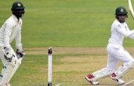 ক্যারিয়ারের তৃতীয় ডাবল মুশফিকের, ২৯৫ রানের লিড নিয়ে ইনিংস ঘোষণা